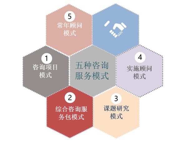 五大咨询服务模式