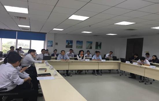 中国中车旗下时代新材HR咨询项目正式启动
